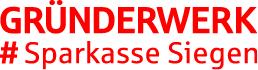 Logo Gründerwerk # Sparkasse Siegen